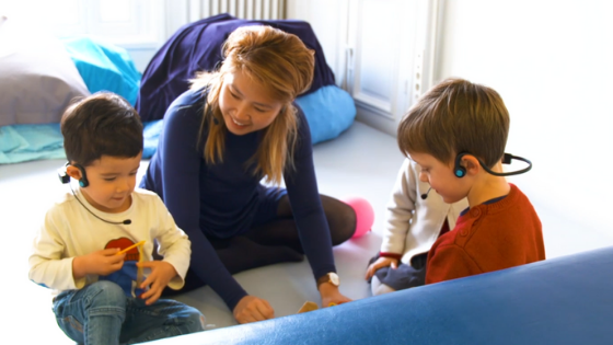 Using Forbrain with children on the Autism Spectrum