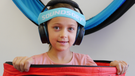 Soundsory is a great tool to have to complement therapy for kids on the Autism Spectrum