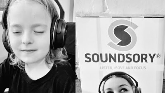 Soundsory helping with sensory integration